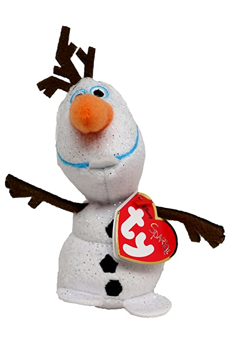 Image Unavailable. Image not available for. Color  Ty Beanie Babies Olaf ... 76af10d8bf6