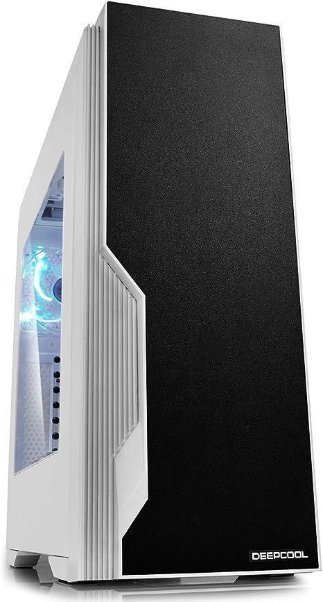 DEEPCOOL Dukase V3 Caja PC de Ordenador con Ventana, Torre PC ATX ...
