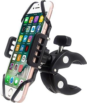 Hoteck - Soporte Universal para teléfono móvil o Moto para ...
