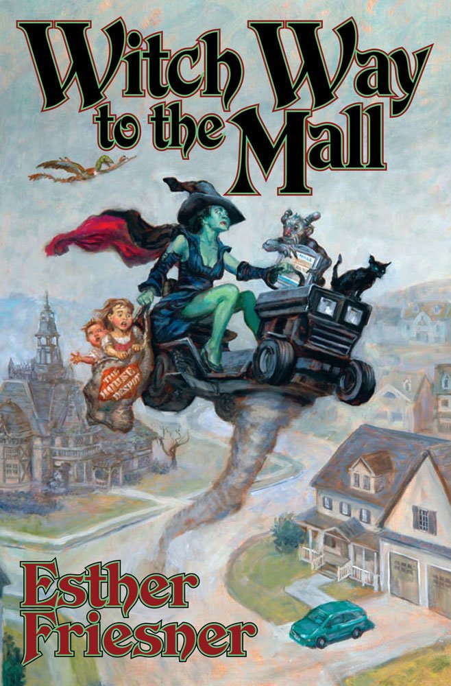 Witch Way to the Mall ebook