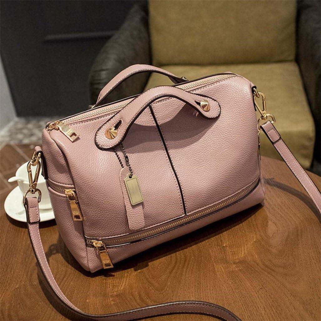 28/×15/×21CM Women Leather Tote Bags,Tuscom@ Handbag Shoulder Bag