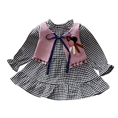237c619b2 Amazon.com  Lucoo Girls Dress