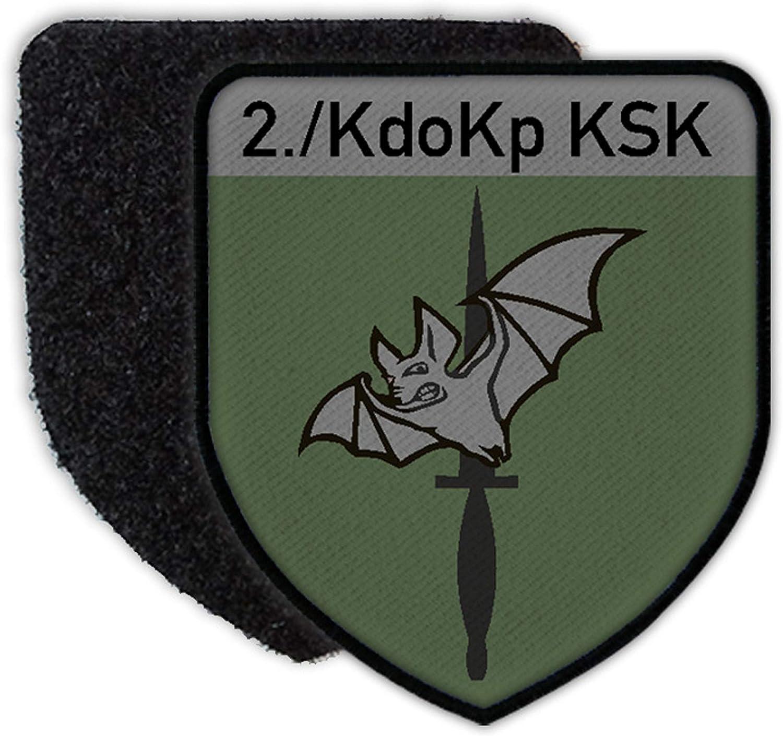 Copytec Patch 2 Kommando Kompanie KSK Kommando Spezialkr/äfte Sondereinheit #35096