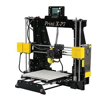 impresora 3d ballylelly x-p7 uso doméstico de alta precisión ...