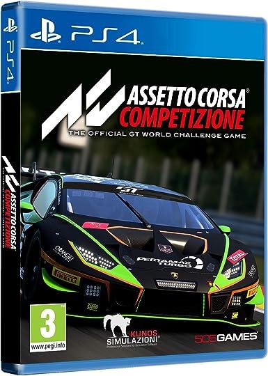 Assetto Corsa Competizione: Amazon.es: Videojuegos