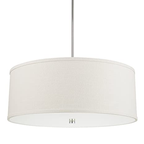 Amazon.com: CAPITAL iluminación Midtown 24 inch Amplia 4 luz ...