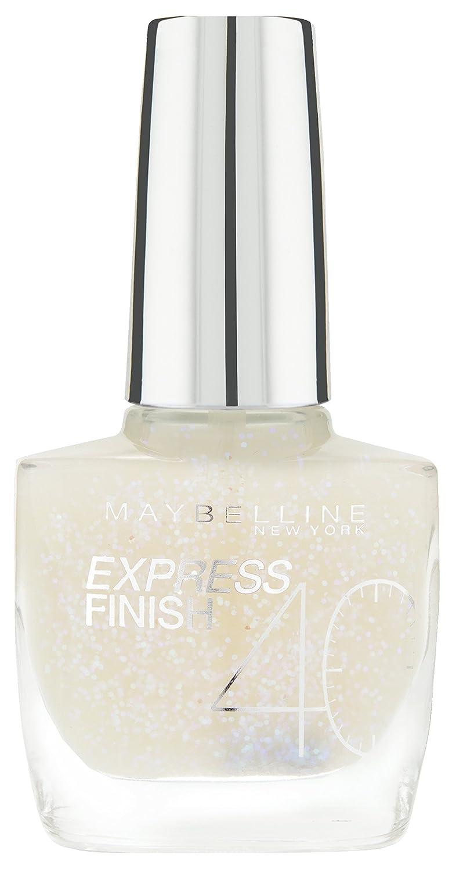 Maybelline New York Make-Up Nailpolish Express Finish Nagellack ...