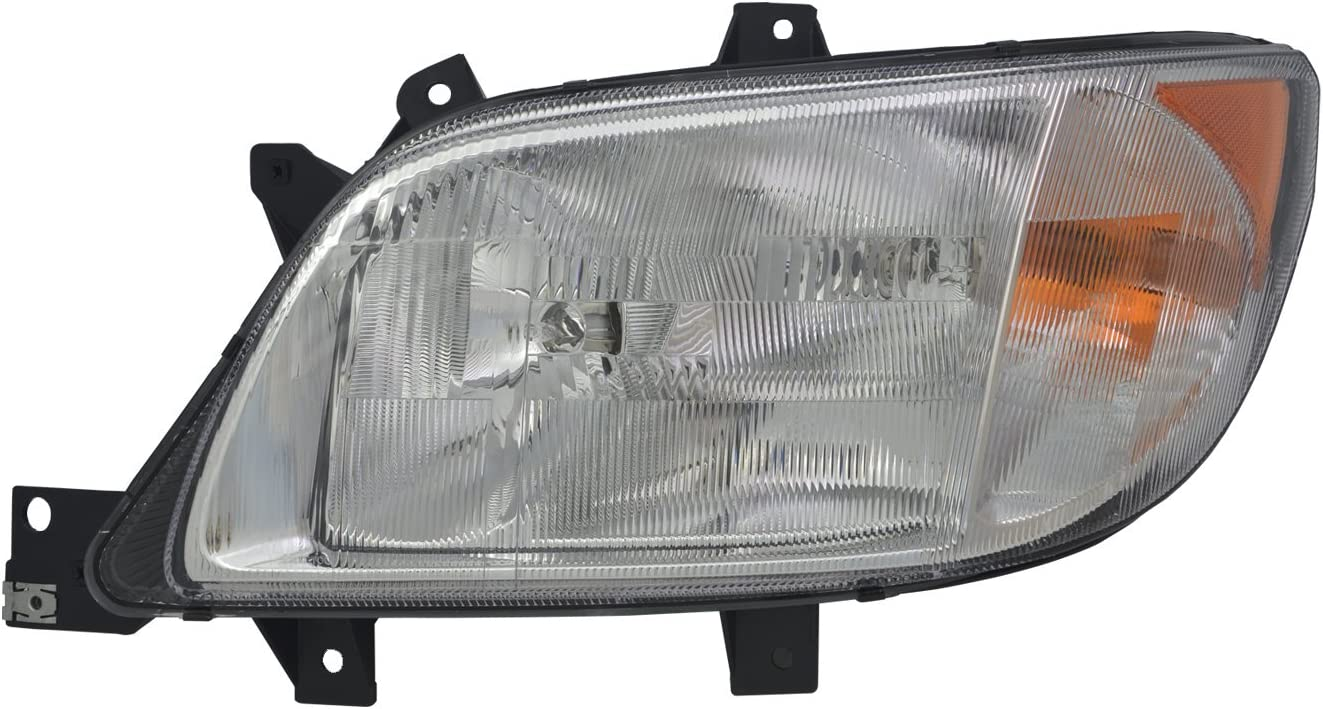 TYC 20-0591-00 Freightliner Right Replacement Head Lamp