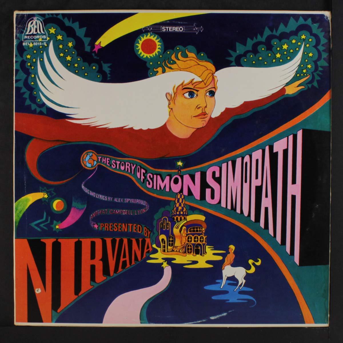 Resultado de imagen de nirvana uk simon simpotah