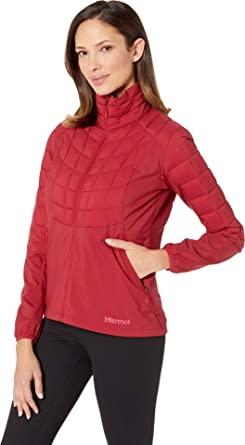 b6e359563 Marmot Women's Featherless Hybrid Jacket at Amazon Women's Coats Shop