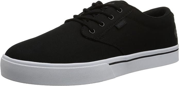 Etnies Jameson 2 Eco Sneakers Skateboardschuhe Schwarz/Weiß