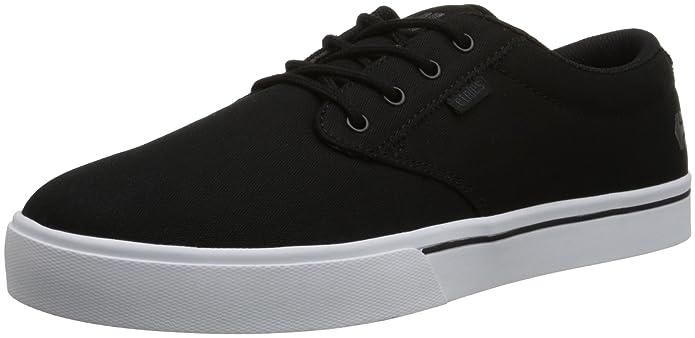 Etnies Jameson 2 Eco Sneakers Skateboardschuhe Herren Erwachsene Schwarz