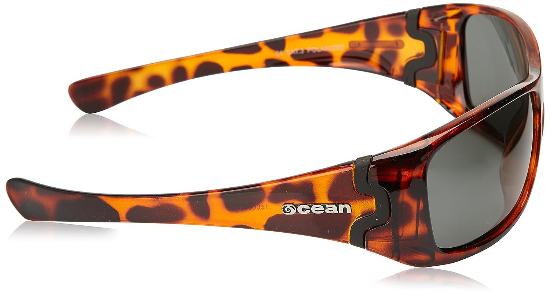 OCEAN SUNGLASSES - Sunset beach - lunettes lunettes lunettes de soleil polarisÃschwarzrolles  - Monture   braun - Verres   FumÃschwarzrolle (14000.2) B00SKSCI40 Sonnenbrillen Moderate Kosten 0fd79c