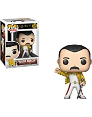 Pop! Queen - Figura de Vinilo Freddie Mercury (Wembley 1986)