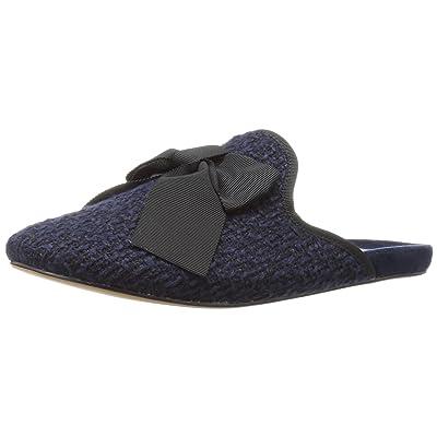 Daniel Green Women's Olive Scuff Slipper | Slippers