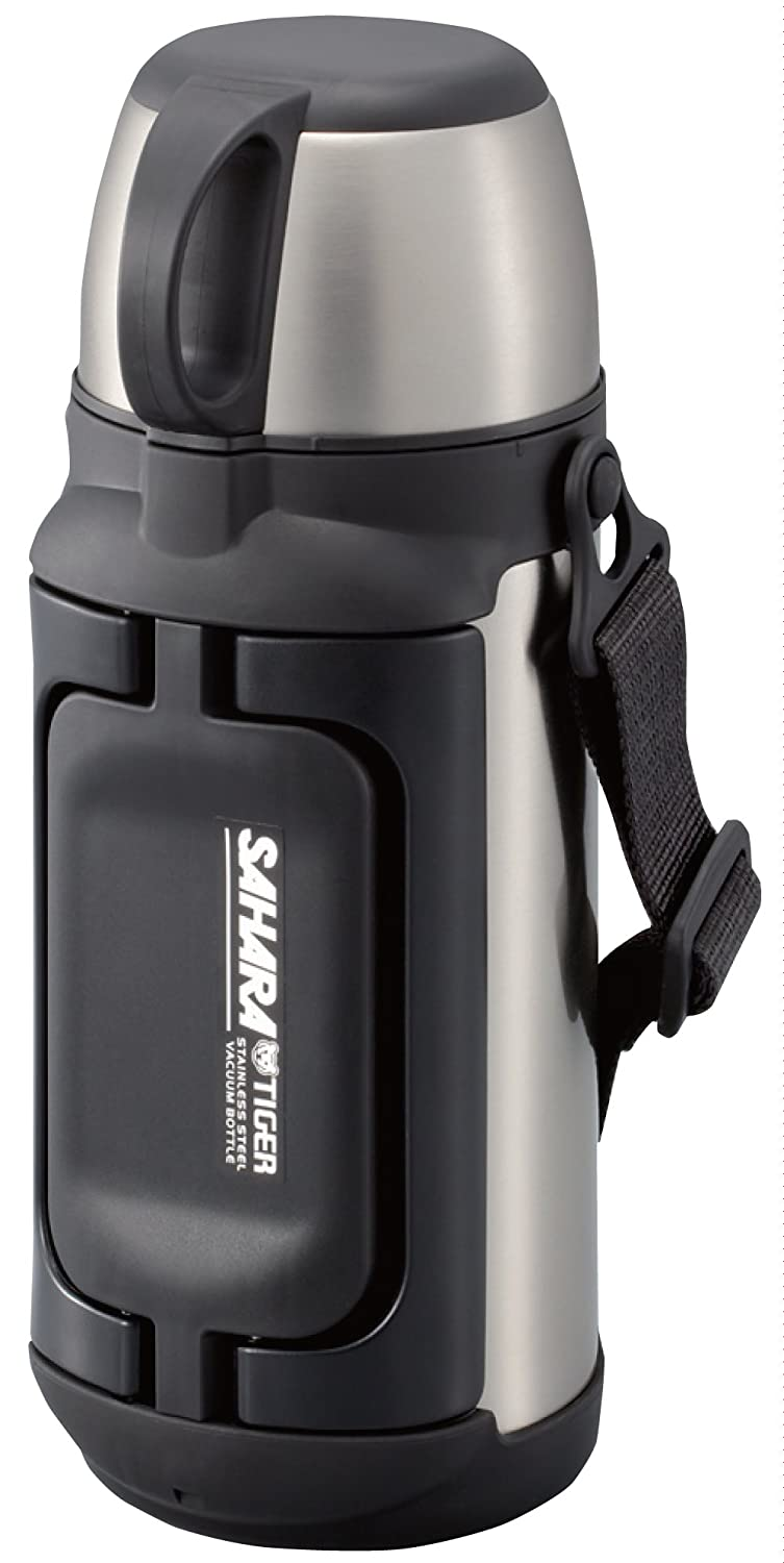 Tiger MHK-A120 Stainless Steel Bottle, 1.2-Liter MHK-A120-XC