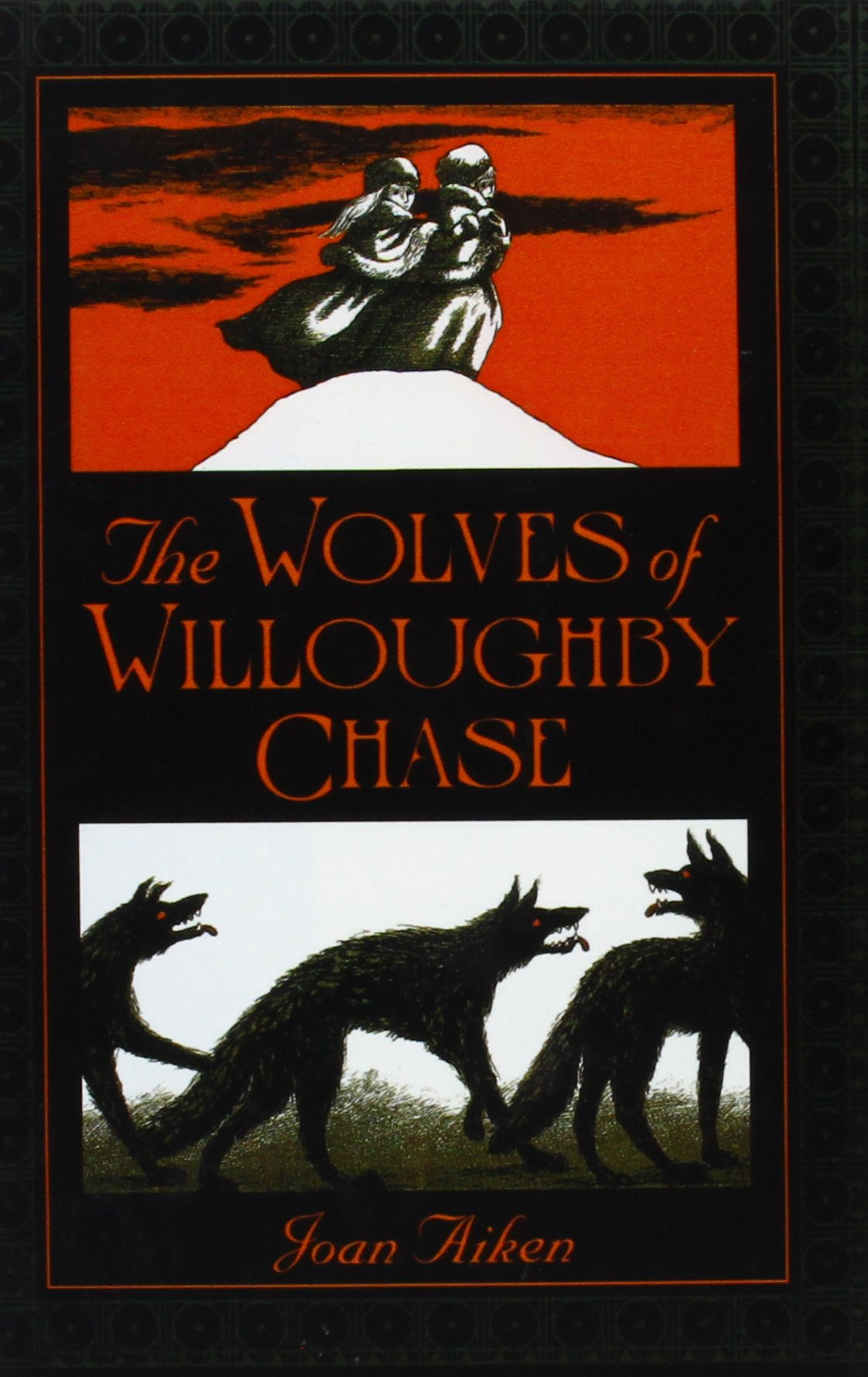 Read Online Wolves of Willoughby Chase ebook