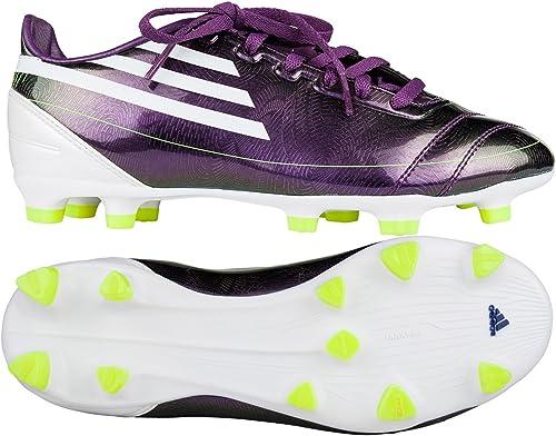 zapatillas de deporte para baratas elegir despacho los mejores precios adidas F10 TRX FG J – Botas Fútbol Niño, Morado (Lilas), 38.5 ...