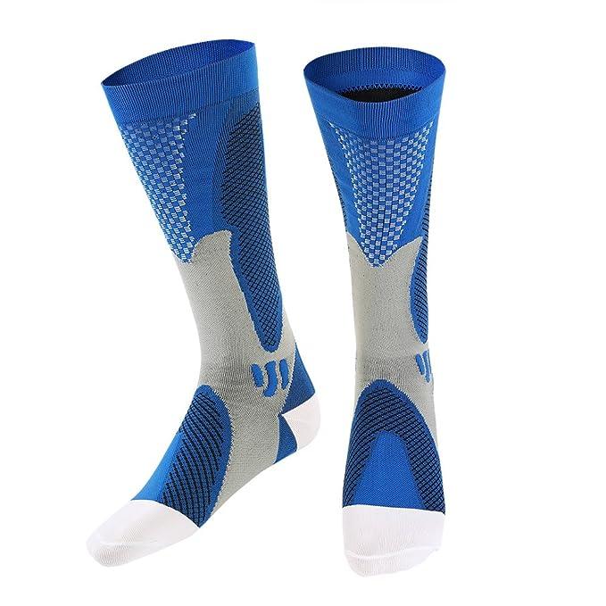 VBIGER Calcetines de Compresión Deportivos Running para hombres y mujeres: Amazon.es: Ropa y accesorios