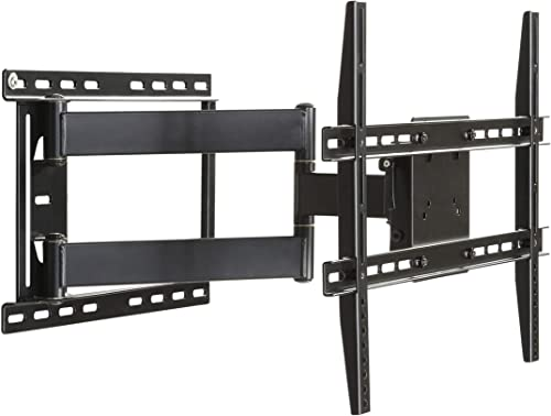 Atlantic Full Motion TV Wall Mount – Articulating Mount for Flat Screen TVs from 37 inch to 64 inch, PN63607068