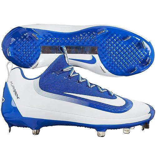 f8f3c9eddcbbc NIKE AIR HUARACHE 2K FILTH Low Mens Baseball Cleats 807129-410 GAME ROYAL  BLUE WHITE GAME ROYAL BLUE WHITE 9.5 D(M) US  Amazon.in  Shoes   Handbags