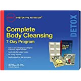 GNC Preventive Nutrition Complete Body Cleansing 7 Day Program