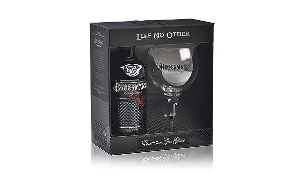 Brockmans Gin Balloon Glass