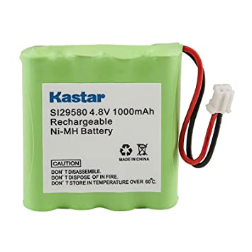 02320 by RTL Battereis 02174 Summer Infant Battery for 02320 Part numbers: H-AAA600 BATT-02170