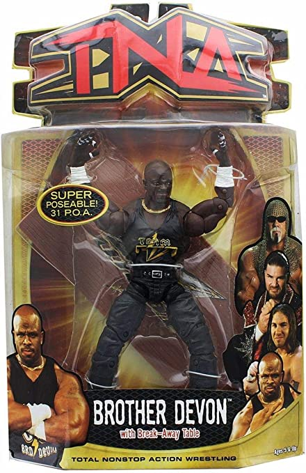 TNA Series 7 6-Inch Action Figure Sting