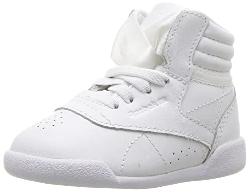 90a6a71abfd1f Reebok Kids' F/S Hi Satin Bow Cross Trainer: Amazon.ca: Shoes & Handbags
