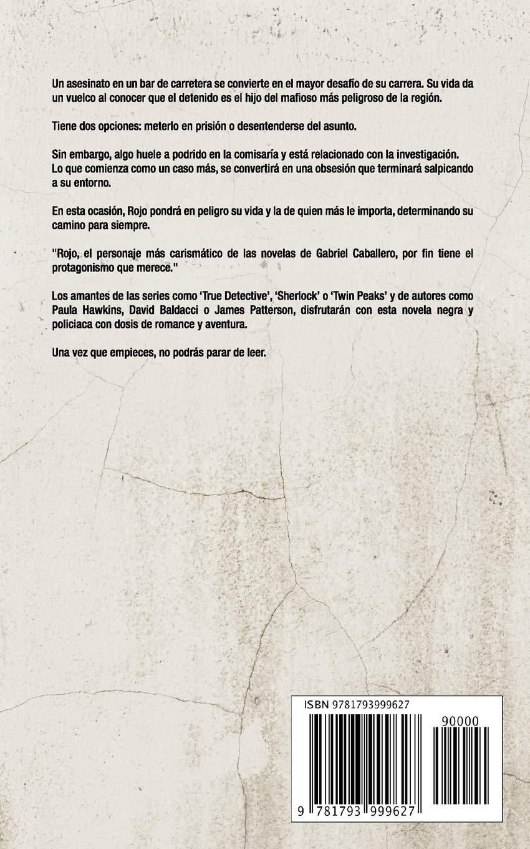 Venganza: una historia de Rojo: Una novela de policías, crímenes, misterio  y suspense Detectives novela negra: Amazon.es: Pablo Poveda: Libros