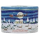 Gardiners of Scotland Christmas Vanilla Fudge Geschenkdose, 1er Pack (1 x 300 g)