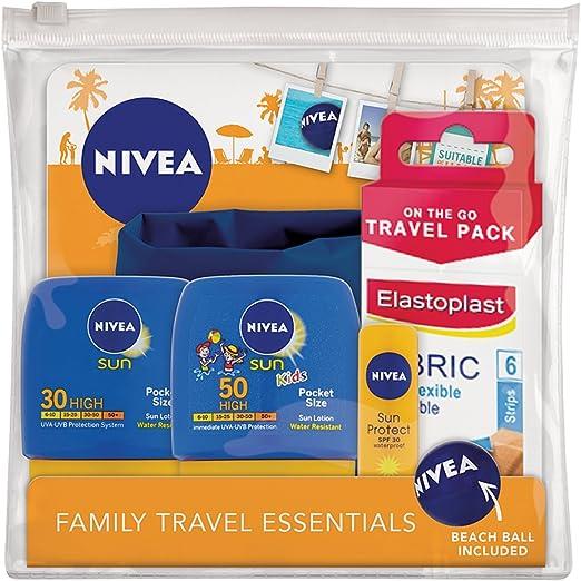 Viajes NIVEA Essentials, Familia: Amazon.es: Belleza