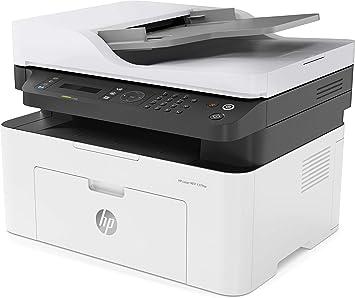 HP Laser MFP 137fnw - Impresora láser multifunción (imprime, copia ...