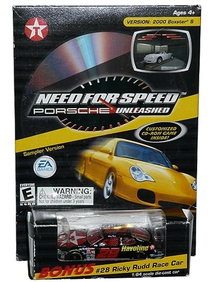 Amazon.com EA Games Need for Speed Sampler Porsche