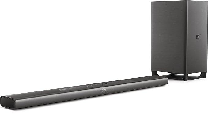 8 opinioni per Philips Fidelio B8/12 Soundbar 5.1.2, Dolby Atmos, Ambisound con Subwoofer Senza
