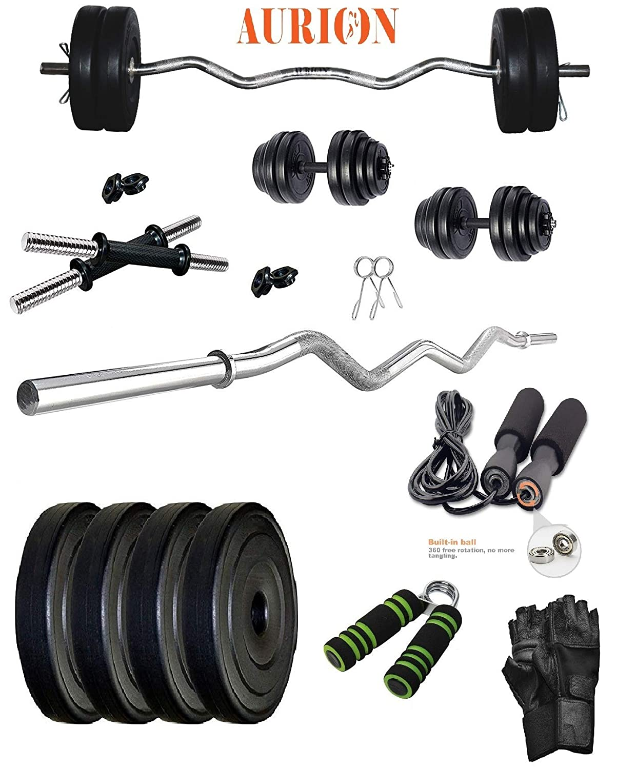 Aurion Home Gym Set