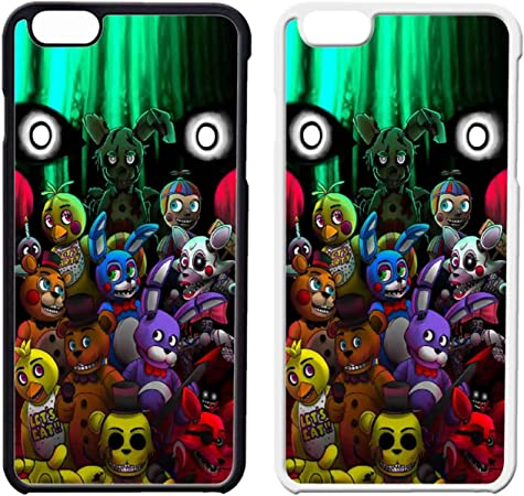 Five Nights At Freddy S Fnaf Cover iPhone 6 Case Cover iPhone Case ...