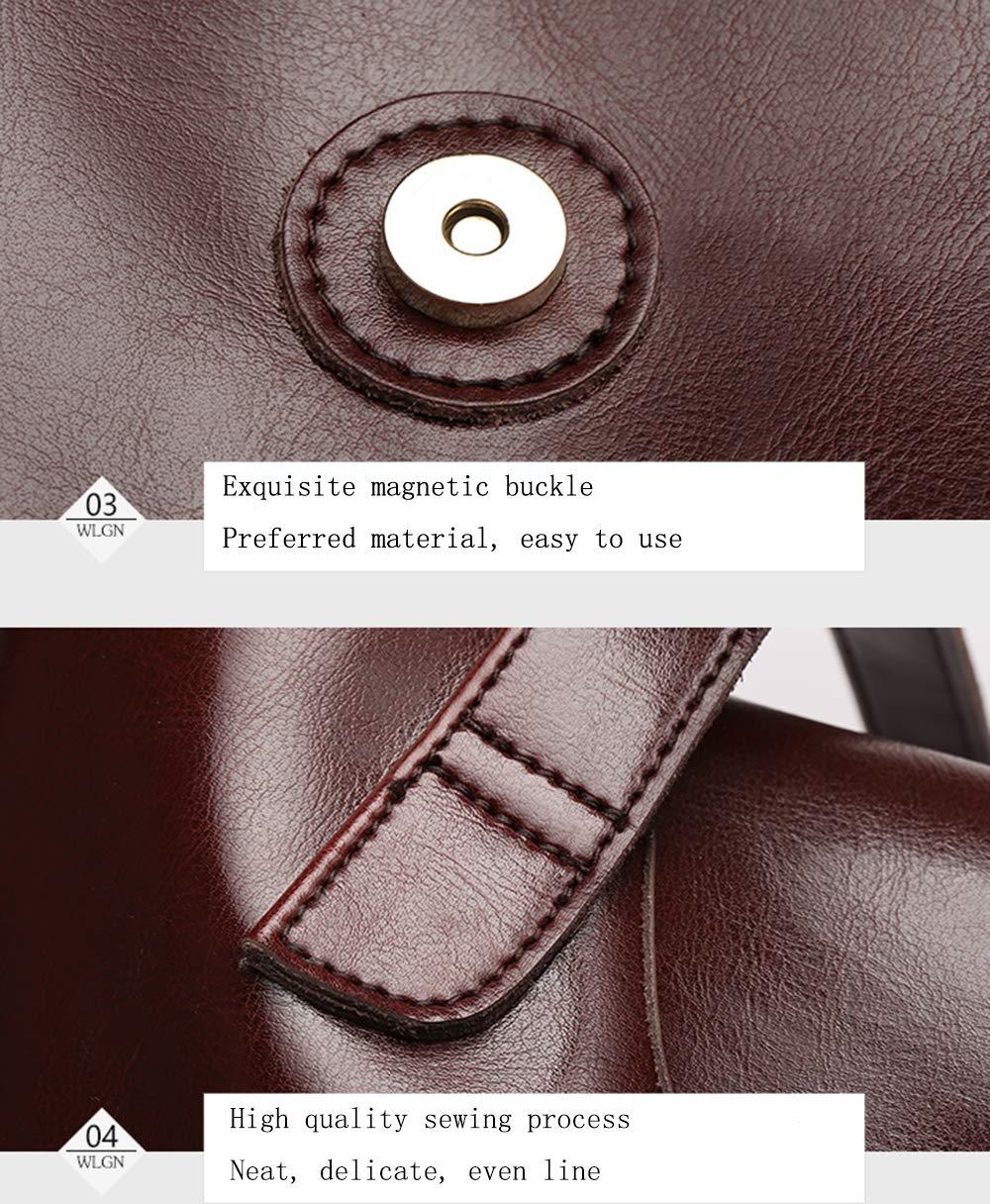 Simple De Piel Estilo Qian Para Qianqian Moda En Mujer Bolso qS8txnnf