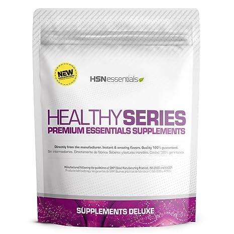 HSN Essentials - Colágeno Hidrolizado + Magnesio 2.0 - Sabor Frutos Rojos - En Polvo 500