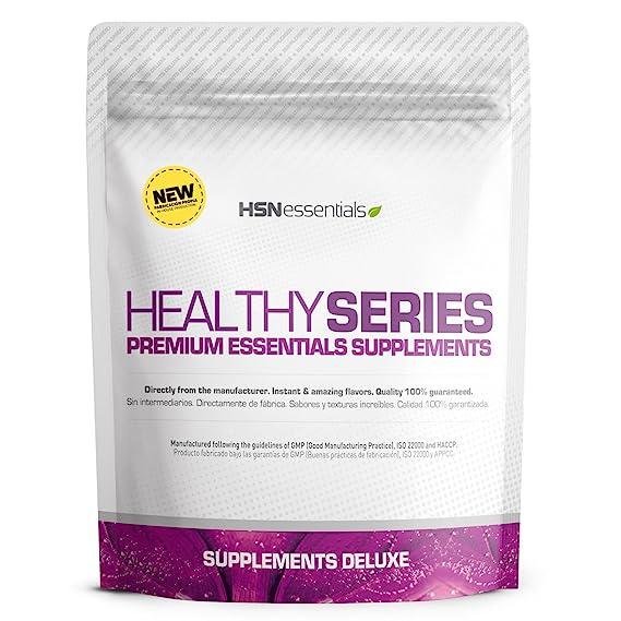 HSN Essentials - Colágeno Hidrolizado + Magnesio 2.0 - Sabor Piña - En Polvo 1000 g