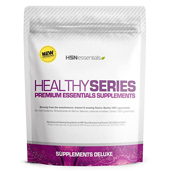 Colágeno Hidrolizado con Magnesio de HSN Essentials | Origen Bovino | Con Vitamina C | Cuidado