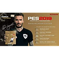 Pro Evolution Soccer 2019 - Special David Beckham Edition - Xbox One