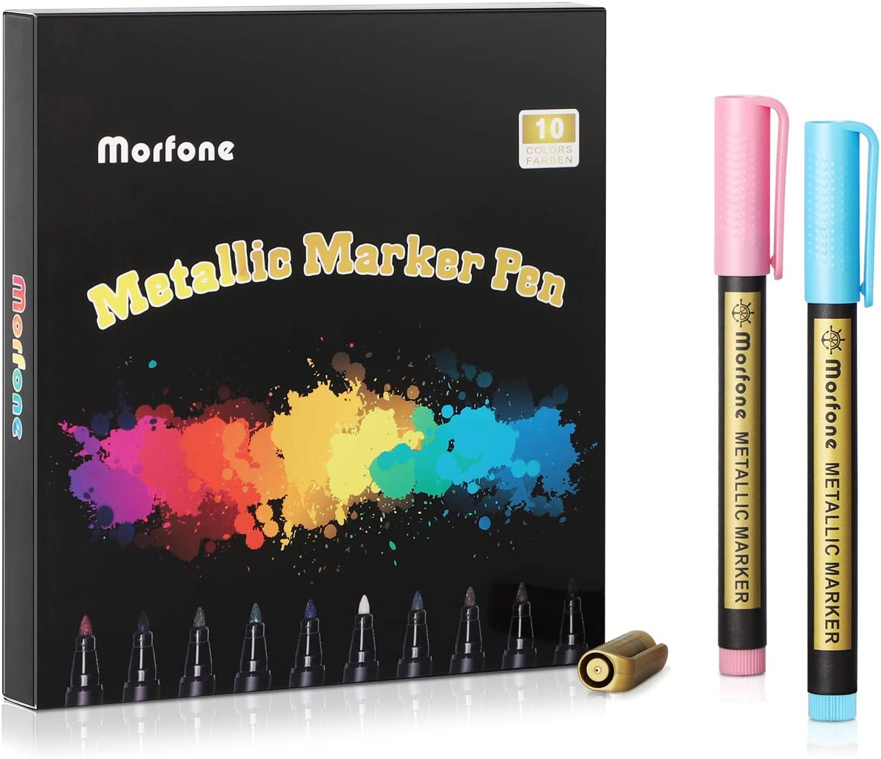 Metallic Marker Pens