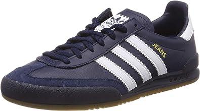 adidas jeans navy blue