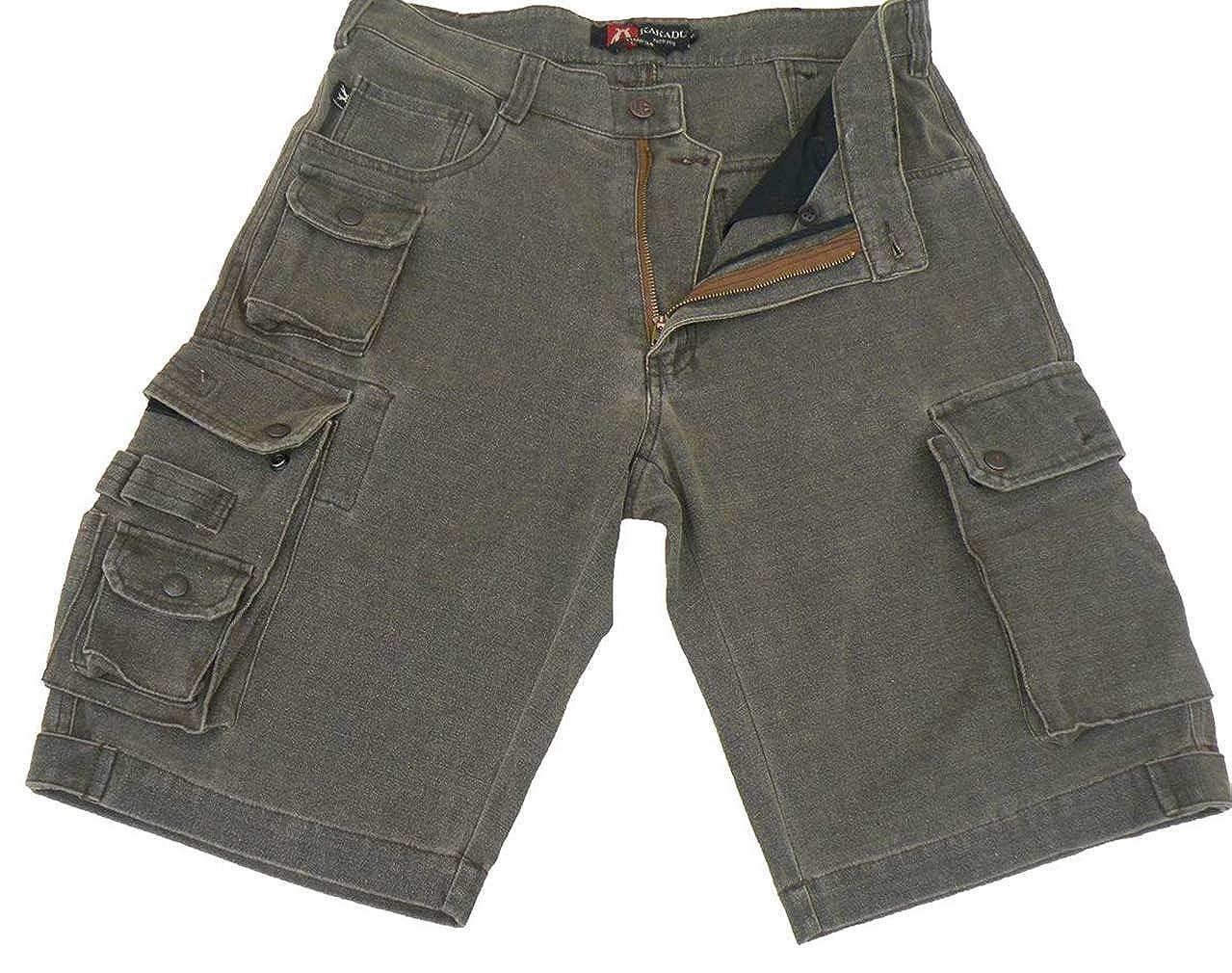 OutdoorFreizeit Damenhose Pocketgerader Schnitt Burwood Klassische 5