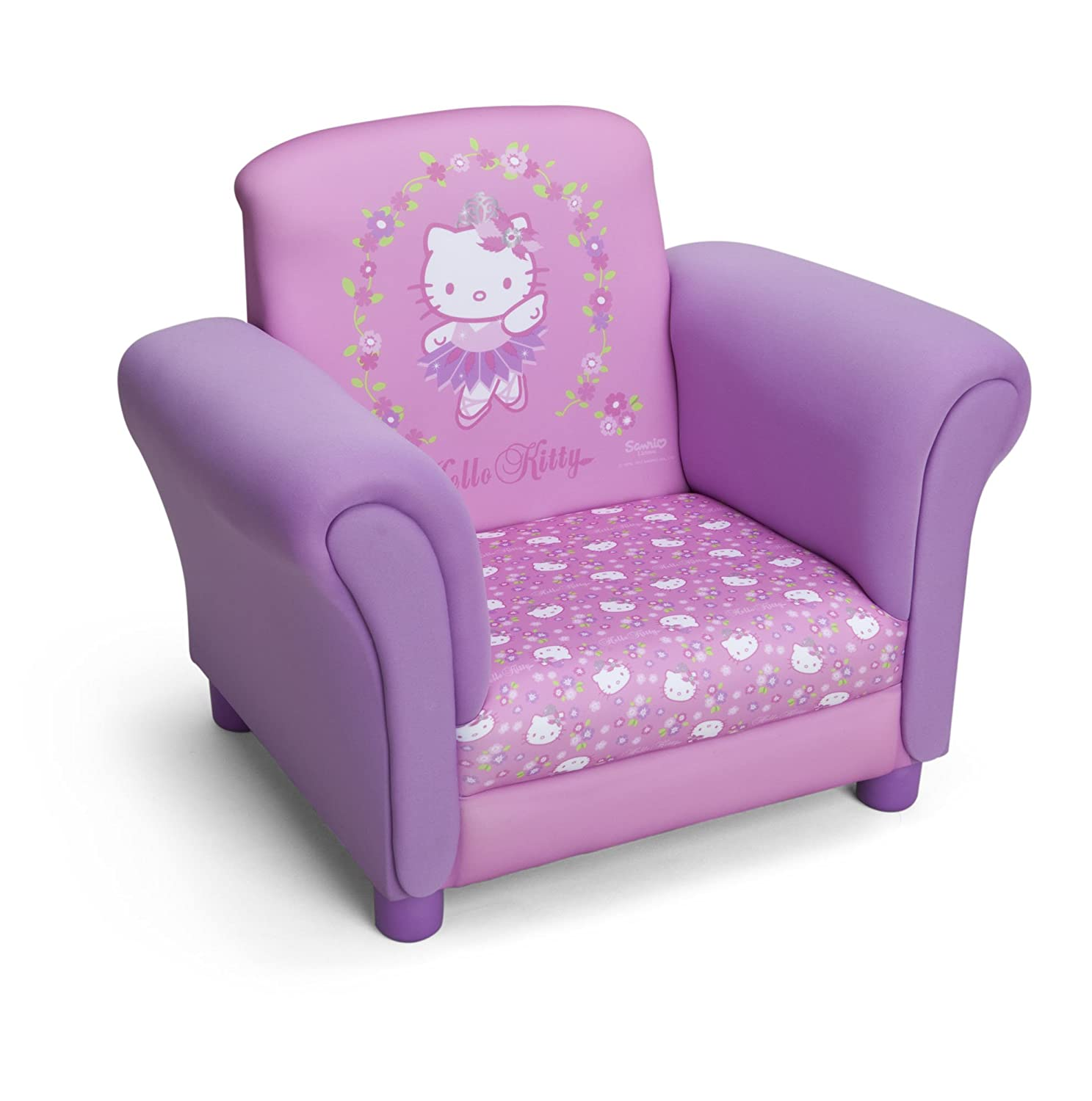 Delta Children s Fauteuil enfant HELLO KITTY Amazon Cuisine