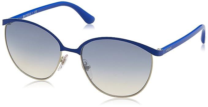 Vogue 0Vo4010S Gafas de sol, Pastel Blue, 57 para Mujer ...