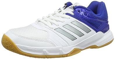 pretty nice 53ed7 02209 adidas Speedcourt M, Chaussures de Handball Homme, Blanc (Black 00), 40.5