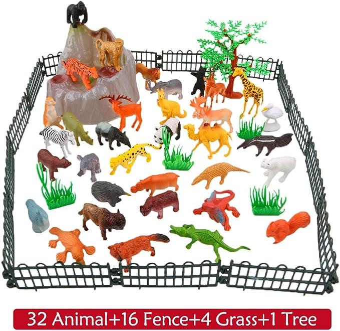 Bambini Giungla Zoo Selvatico Fattoria Animale da Compagnia Costume Tutte Le Età 4-12